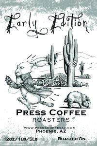 Early Edition - Press' Drip Blend